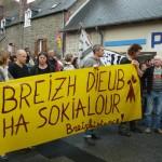 Cortège BREIZHISTANCE à Guingamp - 23 septembre