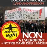 Manifestation à RENNES jeudi 13 décembre , contre l'aéroport !