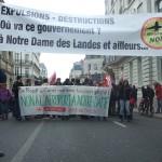 Notre-Dame-des-Landes : Un jeune indépendantiste au tribunal