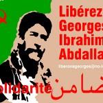 30 ans de solidarité avec Georges Ibrahim Abdallah -  en Bretagne aussi !