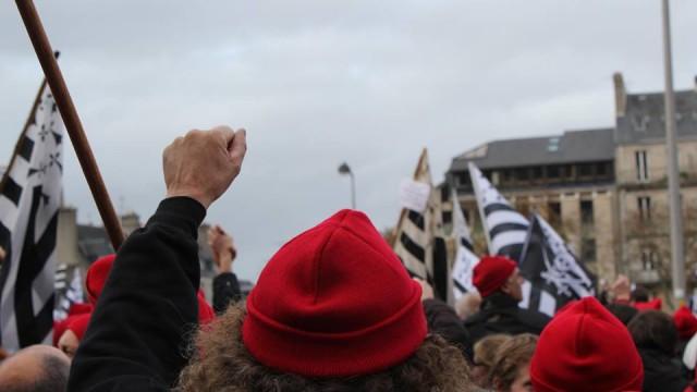 Crise bretonne, Bonnets Rouges et dangers de l'opportunisme