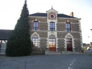 Mairie de Montreuil le Gast