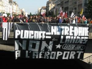Manifestation anti-nucléaire 2011. Rennes
