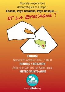 Forum international Plateforme Dibab-Décidez la Bretagne @crédit Dibab