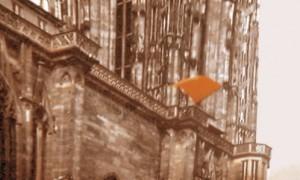 Novembre 1918 : le drapeau rouge sur la cathédrale de Strassburg !