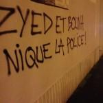 Sur les murs de Rennes...