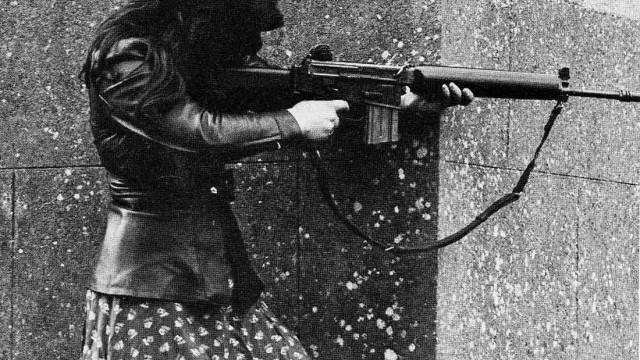 Female+IRA+fighter,+1970s
