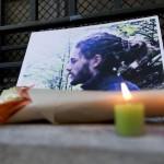 Rémi Fraisse, tué lors de la lutte contre le barrage de Sivens