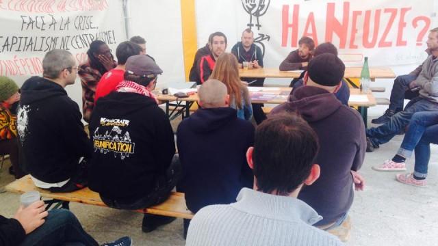 le débat sur la situation en Galice