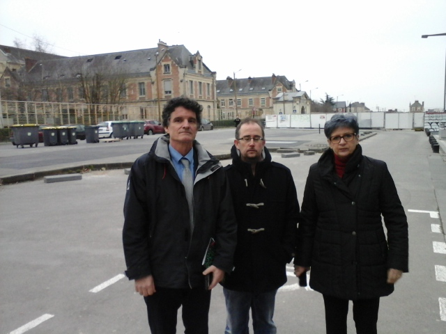 Paul Molac, Fabris Cadou pour le comité de soutien, Sylviane Alaux