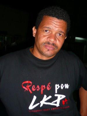 Elie DOMOTA, indépendantiste et anticapitaliste Guadeloupéen