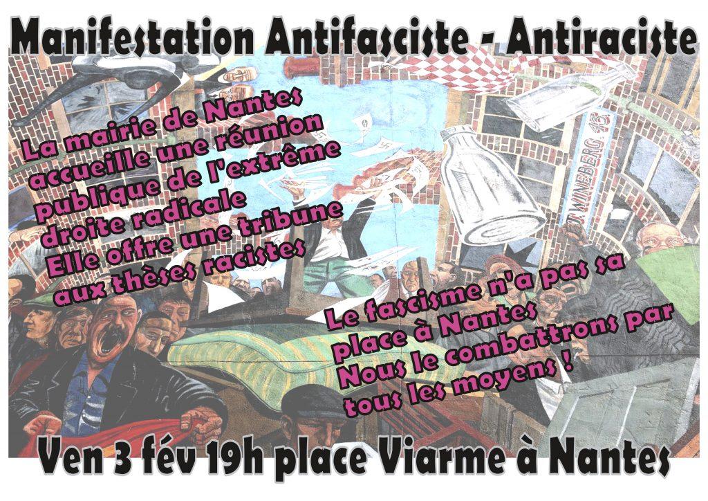 BRETAGNE_INFO_Manifestation_Antifasciste_Antiraciste_Nantes_Naoned
