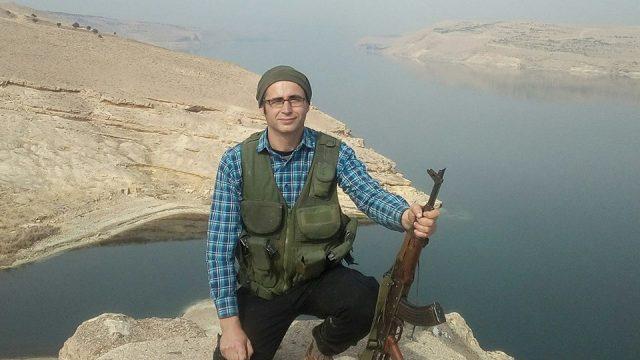 Syrie-Un Français combattant dans les rangs kurdes tué à Afrin-YPG